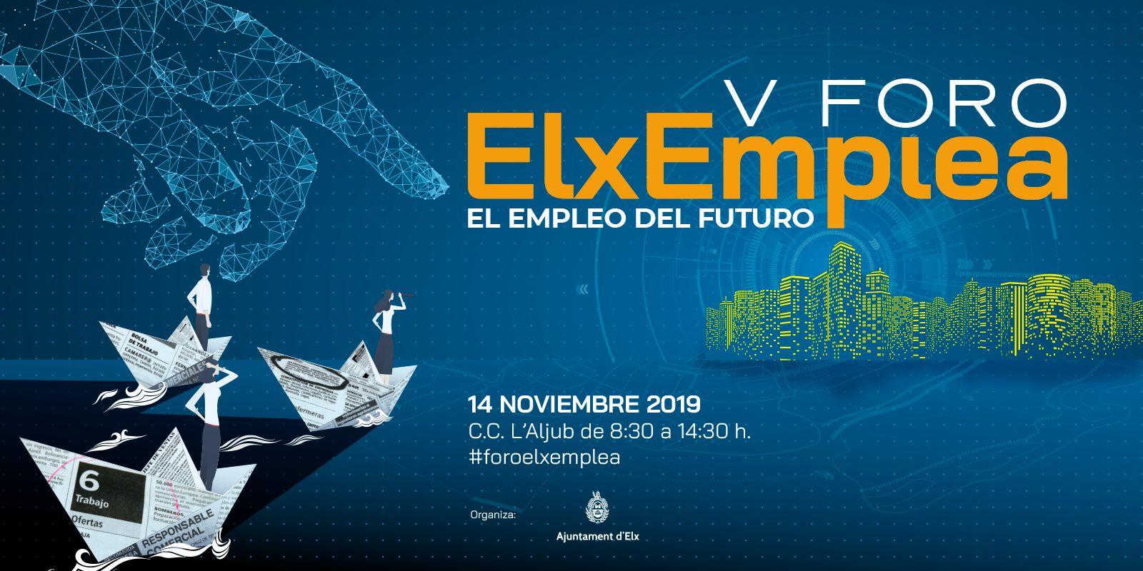 V Foro Elx Emplea 2019